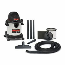 SHOP VAC SUPER 30L STAINLESS STEEL WET & DRY VACUUM CLEANER + BLOWER 5970651