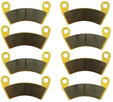 Brake Rotors and Brake Pads fit Polaris RZR XP 1000 High Lifter 2015-2020 Front /& Rear