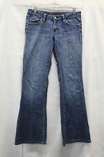 Fidelity Snap Dragon Jeans Size 28/32 Excellent Used Condition Medium Wash