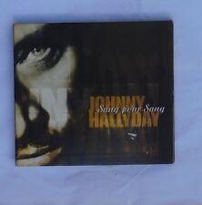 cd-Johnny-Hallyday- Sang pour Sang
