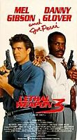 Lethal Weapon 3 (VHS, 1992) Mel Gibson, Danny Glover, Joe Pesci, Rene Russo
