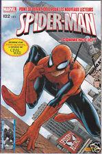 SPIDERMAN  V2   :   102  MARVEL FRANCE PANINI COMICS