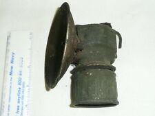 Miners Lantern Vintage Carbide -Can'T Find The Name