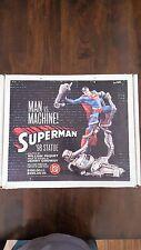 DC Direct Superman Man vs Machine Statue  / DC Comics / Batman vs Superman