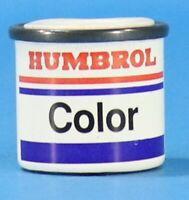 Humbrol Enamel Paint Sand Matt 14ml jar #0187