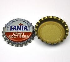 Vintage coca cola Fanta draft Root Beer tapita estados unidos soda bottle Cap