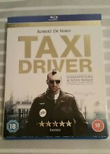 Taxi Driver 35th Anniversary Edition Blu-Ray Uk Sony Pictures Region Free