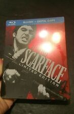 ///  NEW ///  Scarface  /// STEELBOOK BLU-RAY. ///[ LIMITED EDITION ] ///