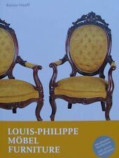 LIVRE/BOOK : MOBILIER LOUIS PHILIPPE FURNITURE (commode,secretair,sofa,canapé ..