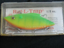 VINTAGE RAT L TRAP LURE