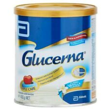 Glucerna Triple Care Diabetic Milk Powder Vanilla 400g  FREE SHIPPING