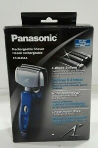 Panasonic ES8243AA 4-Blade Men's Electric Shaver and Trimmer  Open Box