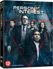 PERSON OF INTEREST - SEASON 5  - DVD - ''OFFICIAL''' PAL REGION 2