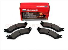 Ford Freestyle Five Hundred Montego Front Rear Wheel Brake Disc Pads Oem New Fits