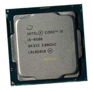 Intel Core i5-8500 SR3XE 65W 6-Core 6 Threads 3.0-4.1GHz LGA1151 CPU Processor