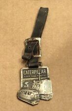 Vintage 1950s Caterpillar Watchfob