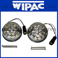 LAND ROVER DEFENDER - WIPAC LED FRONT SIDE LIGHT 73mm - XBD500050LED, S6060LED
