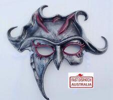 Unique Sun God Demon Male Antique Venetian Halloween Masquerade Party Mask Ball