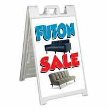 Futon Special Signicade 24x36 Aframe Sidewalk Sign Banner Decal Furniture