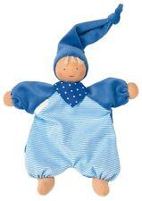 Käthe Kruse 73523 Schmusetuch Puppe Gugguli Blau Schnuffeltuch Neu & Ovp