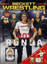 Beckett Wrestling Almanac 1st Edition sealed copy Rhonda Rousey Cover