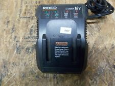 Ridgid - R86092 18V Lithium Ion Battery Charger ( LOT 5667)