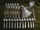 Ménagère 37pces métal argenté art déco (37 p cutlery set)
