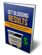 BLOGGING Step By Step Information Helps You Be Success In Internet Marketing (CD