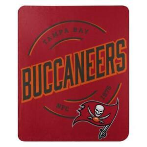 Tampa Bay Buccaneers Fleece Throw Blanket