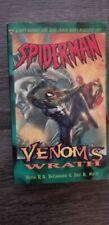 Spiderman Venom's Wrath Novel