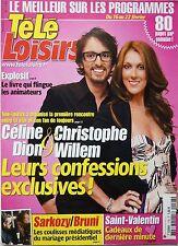 Mag 2008: CELINE DION_CHRISTOPHE WILLEM_OLIVIA RUIZ_JEAN ROCHEFORT_Priscilla