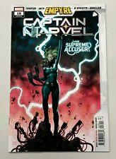 Captain Marvel #18  Marvel Comic Book 1st Appearance Lauri-Ell 2020 NM