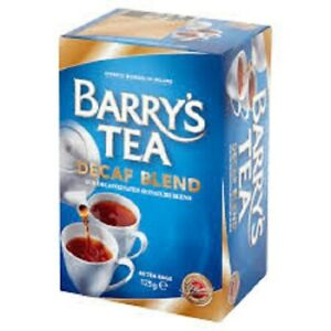 Barrys Decaf Tea 40 Bags (Pack of 2). by Barry's Tea - Sold by DSDelta Ire