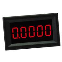 Digital Voltmeter DC 3,5-30V Amperemeter Panel Meter Spannungsanzeige Messer