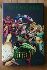 THE AVENGERS: BRIDE OF ULTRON. MARVEL PREMIERE ED. HC