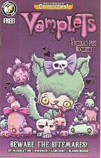 HCF  Vamplets Undead Pet Society  #1  (MLP Creator) Middleton   Halloween