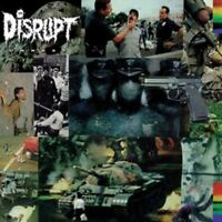 DISRUPT - UNREST (LP+MP3)  VINYL LP + MP3 NEW+
