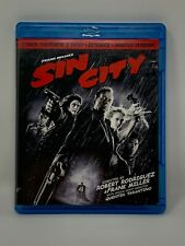 Sin City (2005) Blu-Ray Buy 7 Get 1 Free! Pay $3 Shipping Once!