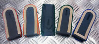 Genuine Military Shoulder Boards / Slides / Braided Epaulettes Various style