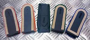 Genuine Military Shoulder Boards / Slides / Braided Epaulettes Various style
