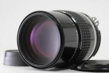 【Excellent+++】Nikon Nikkor Ai-s 135mm f/2.8 AIS w/Hood 135 2.8   from Japan 1215