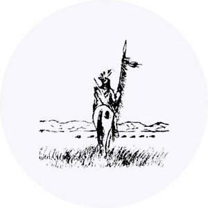 'Native American' Stickers (SK004825)