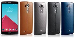"""LG G4 SMARTPHONE 5.5"""" Hexa-core 32GB ROM 3GB RAM 4G LTE Android Phone"""