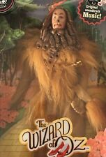Barbie Wizard Of Oz Cowardly Lion Pink Label Collector Doll Character