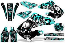Honda CR125R CR250R Dirt Bike Graphic Sticker Kit Decal Wrap MX 97-99 CIRCUS MNT