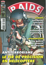 RAIDS 317 NETHERLANDS ARMED FORCES_BURUNDI_POLISH SPECIAL FORCES_US ARMY SOF AFG