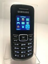 Samsung E1080i - Black (Unlocked) Mobile Phone - Fully working and tested