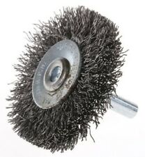 Tivoly STEEL ABRASIVE CIRCULAR BRUSH Corrugated Steel Wire- 50mm Or 75mm