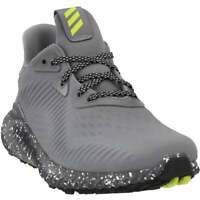 adidas Alphabounce All Terrain  Casual Running  Shoes Grey Boys - Size 6 M