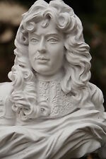 RE0048 D  FIGURINE SCULPTURE  REPRODUCTION LOUIS XIV PAR LE BERNIN 20%